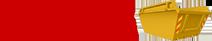 B&M Skips Logo